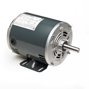 1HP MARATHON 1800RPM 143T 208-230/460V DP 3PH MOTOR U417A