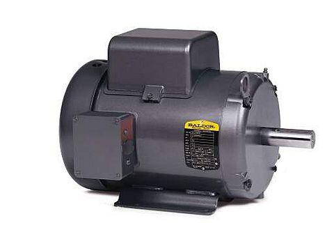 Baldor C 7982 10hp 1740rpm 215tz Tefc 1ph Motor
