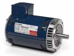 1HP MARATHON 1200RPM 145TC 208-230/460 DP 3PH MOTOR C150A