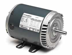 7.5HP MARATHON 3600RPM 184TC 208-230/460V DP 3PH MOTOR U404B