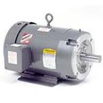 5HP BALDOR 1750RPM 184TC TEFC F2 3PH MOTOR 36A007T846H2