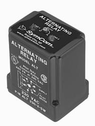 SymCom ALT-230-X-SW Alternating Relay with Switch