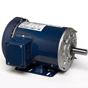1HP MARATHON 1200RPM 56H 230/460V TEFC 3PH MOTOR K165