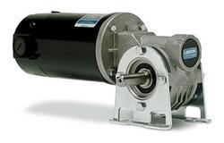 1/8HP LEESON 45RPM 90VDC BRAVO SERIES RIGHT ANGLE GEARMOTOR M1135291