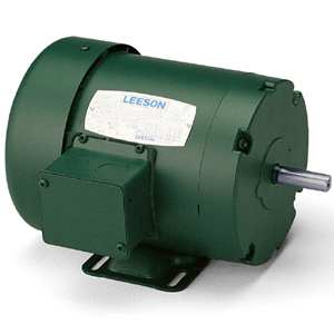 1.5HP LEESON 1750RPM 145T 3PH ECO-AG MOTOR 121997