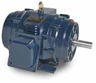50HP MARATHON 3600RPM 324TS 208-230/460V DP 3PH MOTOR GT0036