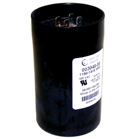 003062.31 LEESON START CAPACITOR 400-480UF 125VAC