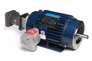 7.5HP MARATHON 1800RPM 254TC 230/460V EPNV 3PH MOTOR Y982
