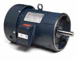 5HP MARATHON 3600RPM 184TC 230/460V TEFC 3PH MOTOR GT1312