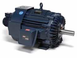 100HP MARATHON 1200RPM 444TC 230/460V TEBC 3PH MOTOR Y589