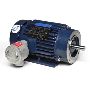 1HP MARATHON 1800RPM 143TC 208-230/460V EPFC 3PH MOTOR C361A