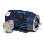1.5HP MARATHON 1800RPM 145TC 208-230/460V EPFC 3PH MOTOR C362A