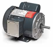 1/3HP MARATHON 1800RPM 56 115/208-230V 1PH HI-TORQUE MOTOR F101