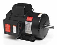 5HP MARATHON 1800RPM 184T 208-230V 1PH MOTOR Z114A