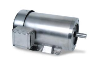 1.5HP MARATHON 3600RPM 143TC 208-230/460V TENV 3PH MOTOR N763