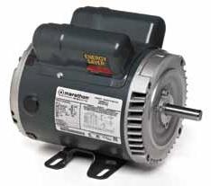 2HP MARATHON 3600RPM 56HC 115/208-230V DP 1PH MOTOR G294