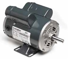 5HP MARATHON 1800RPM 184T 208-230V DP 1PH MOTOR I131A