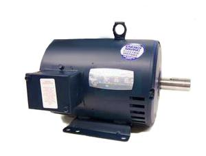 5HP MARATHON 1800RPM 184T 208-230V DP 1PH MOTOR Z506A