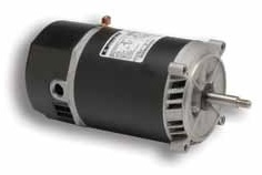 1HP MARATHON 3450RPM 56C DP 115/230V 1PH MOTOR C1084