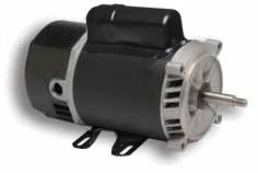 1.5HP MARATHON 3450RPM 56C DP 115/230V 1PH MOTOR C1085
