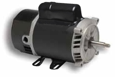 2HP MARATHON 3450RPM 56J DP 115/230V 1PH MOTOR C1466