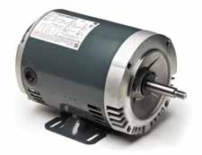 1/3HP MARATHON 3600RPM 56J DP 208-230/460V 3PH MOTOR J047