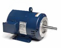 10HP MARATHON 1800RPM 215JM DP 230V 1PH MOTOR Z413