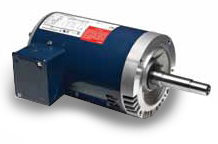 1HP MARATHON 1800RPM 143JMV DP 200V 3PH MOTOR E117