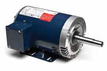 2HP MARATHON 1800RPM 145JM DP 230/460V 3PH MOTOR E104