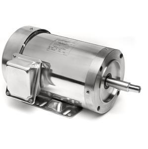 1.5HP MARATHON 1800RPM 145JM 208-230/460V TEFC 3PH MOTOR N153