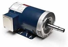 1HP MARATHON 1800RPM 143JM DP 208-230/460V 3PH MOTOR GT0401