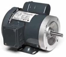 1.5HP MARATHON 3600RPM 56C 115/208-230V TEFC 1PH MOTOR K612