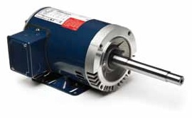 7.5HP MARATHON 3600RPM 184JP DP 200V 3PH MOTOR U176