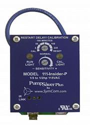 SymCom 111-Insider-P PumpSaver 115V (1/3-1/2HP)