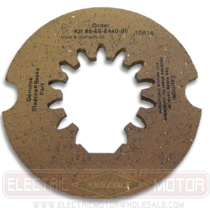 STEARNS 48000 REV-B 1-FRICTION DISC 566844000