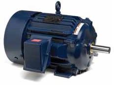 100HP MARATHON 1800RPM 405T 460V TEFC 3PH MOTOR W600