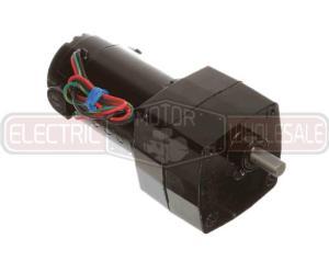 1/17HP LEESON 60RPM TENV 90VDC PZ SERIES PARALLEL GEARMOTOR M1125003.00