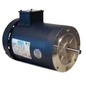 1HP LEESON 1725RPM 56C TEFC 3PH MOTOR 117713.00