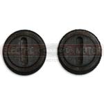 LEESON M1900008.01 BRUSH CAP SET (QTY 2)