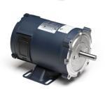 1HP MARATHON 1750RPM 56C TEFC 24VDC MOTOR Z669
