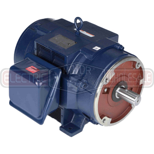60HP MARATHON 1800RPM 364TSC 230/460V DP 3PH MOTOR U448A