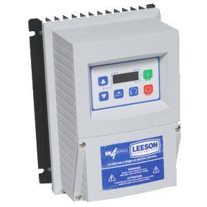 15HP LEESON SM4 VECTOR NEMA4 VFD 400-480V 3PH INPUT 174701.00