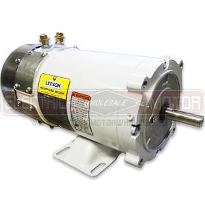 1HP LEESON 1800RPM 56C TEFC 12VDC EPOXY WASHGUARD MOTOR 109295.00