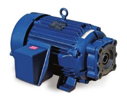 1HP LEESON 1725RPM 143YZ TEFC 3PH MOTOR 122035.00