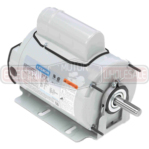 1/2HP LEESON 850RPM 48YZ TEAO 1PH MOTOR A099836.00