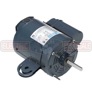 1/3HP LEESON 1075RPM 48Y TEAO 1PH MOTOR 103717.00