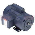 1/6HP LEESON 1725RPM 42 TEFC 1PH MOTOR 092116.00
