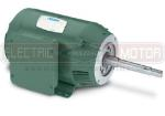 1HP LEESON 1800RPM 143JM DP 3PH MOTOR 122115.00