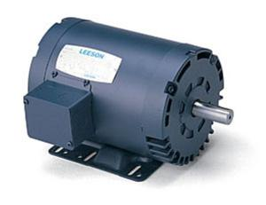5HP LEESON 1760RPM 184T DP 3PH PREMIUM MOTOR 132235.00