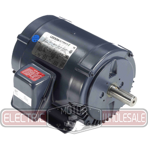 1.5HP LEESON 1200RPM 182T DP 3PH ULTIMATE-E MOTOR 199685.00